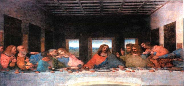 "GRAN TOUR & LEONARDO'S ""LAST SUPPER""