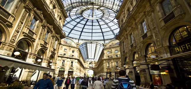 THE HEART OF MILAN